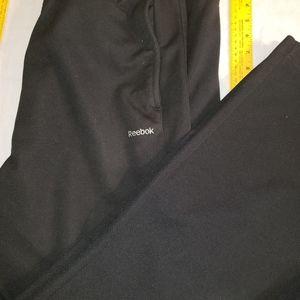 Reebok sz. Large black athletic pants
